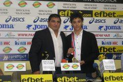 Едмонд Назарян: Тръгвам за Буенос Айрес да спечеля олимпийската титла