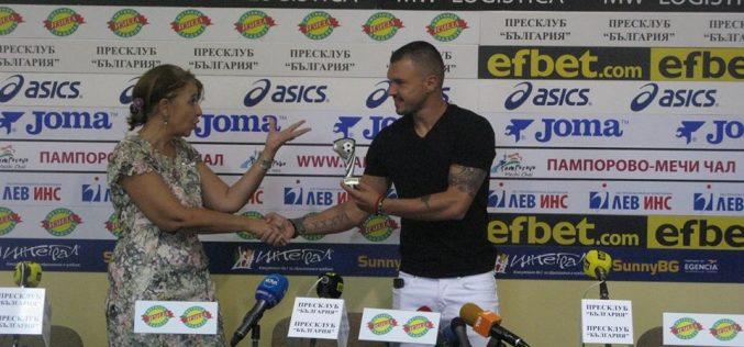 Пак култов Валери: Ако се казвах Божинович, Левски щеше да ме вземе… Да играя за ЦСКА? Не искам война!