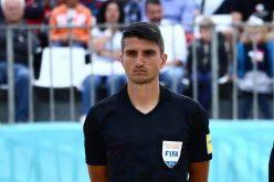 Още престиж за плажния ни футбол! Български съдия ще свири финал в Евролигата