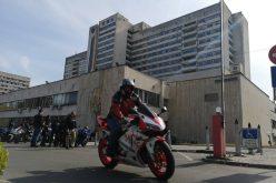 Мотористи подкрепиха информационна кампания на ВМА за донорството