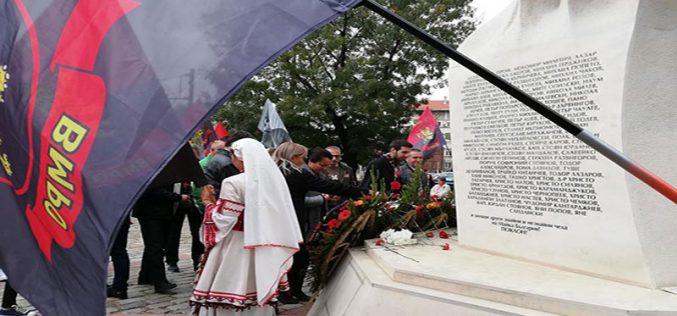 Каракачанов на 125-годишнината на ВМРО: Нямаме време за губене!