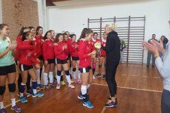 Волейболистките на Локомотив U17 първи на турнир в София