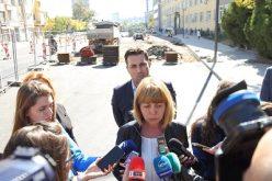 """Фандъкова: Цялата документация за конкурса за зоната на ул. """"Граф Игнатиев"""" е публична"""