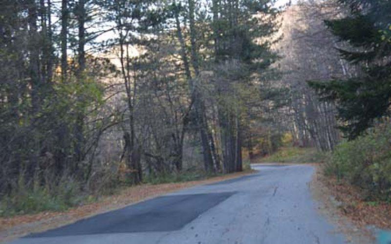 Столична община ремонтира основни пътища на Витоша преди зимата