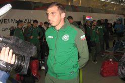 Йордан Милиев: Атмосферата в отбора ни беше прекрасна