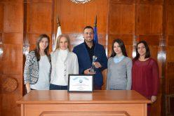 Високо признание за община Елин Пелин