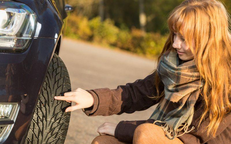 Зимните гуми с изразен протектор не са благопожелание