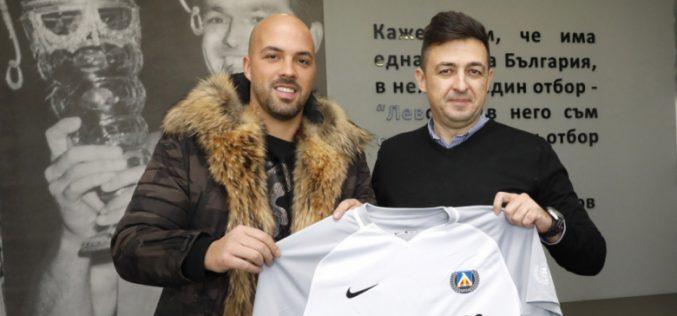 Официално: Ники Михайлов се завърна в Левски