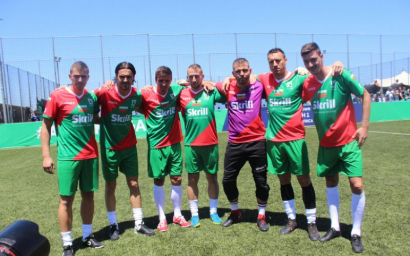 Огромен успех! България е световен вицешампион по футбол 5! (ВИДЕО иСНИМКИ))