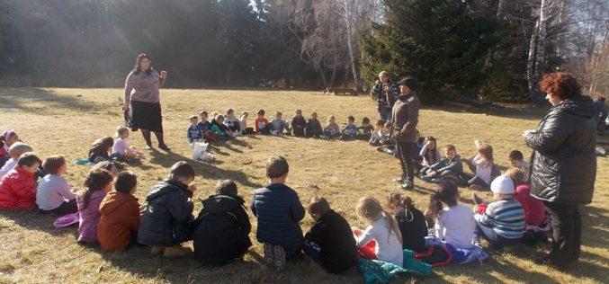 """Деца от """"Надежда"""" направиха излет на Витоша"""