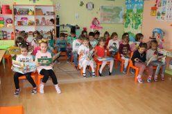 """""""България чете"""" – Национална седмица на четенето в ДГ """"Слънце"""" село"""