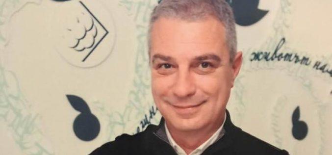 Бивш треньор на ЦСКА стана дядо (СНИМКА)