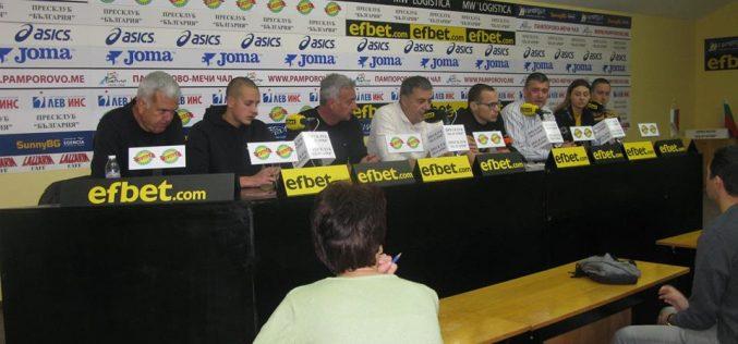 Антъни Иванов се прицели във финал на Мондиала