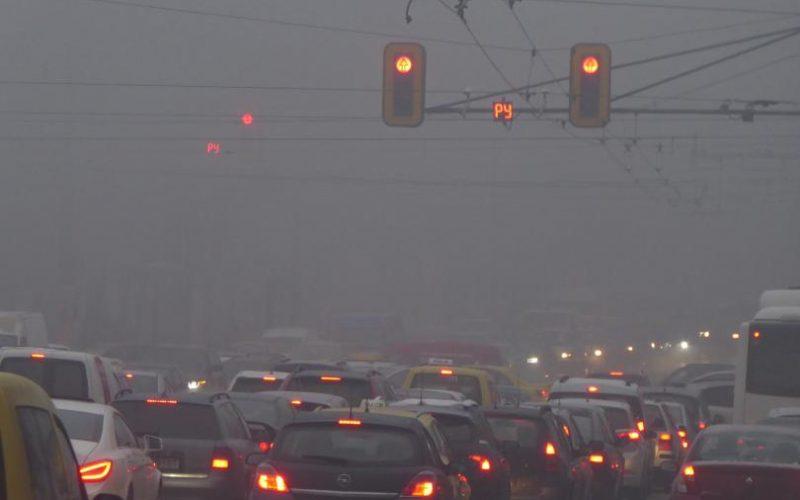 Внимание! Мръсният въздух в София е пет пъти над нормата