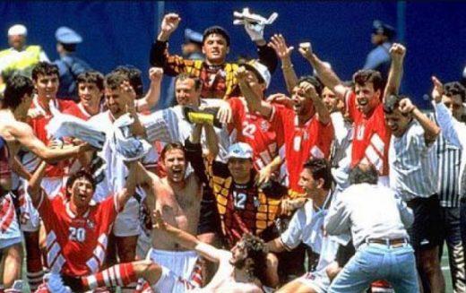 Респект! ФИФА припомни Великото американско лято на 1994-а! (ВИДЕО)