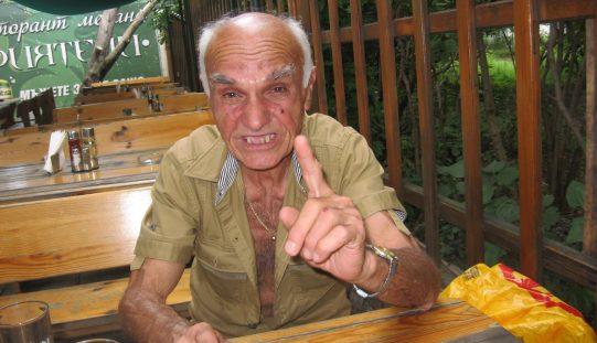 Фантастичните истории на Мите Фъркело – Гаринча от Орландовци