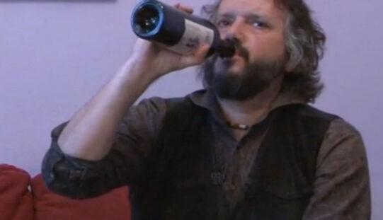 Калин Терзийски: За пиенето