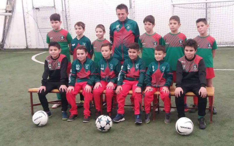 """Академия """"Бенковски"""" търси новите футболни звезди"""