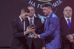 """Кирил Десподов е """"Футболист №1"""" на България! (ВИДЕО)"""