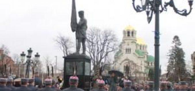 Честваме 141 години от Освобождението на София