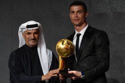 Роналдо и Дешан са №1 в класацията Globe Soccer Awards
