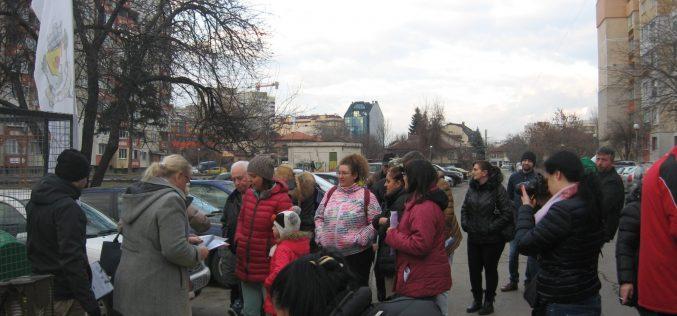 """300 домакинства от """"Надежда"""" се включиха в пилотен проект на Столична община (СНИМКИ и ВИДЕО)"""