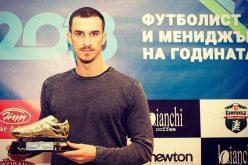 Димитър Александров – Меси: Когато играеш с добри футболисти, е лесно да печелиш награди