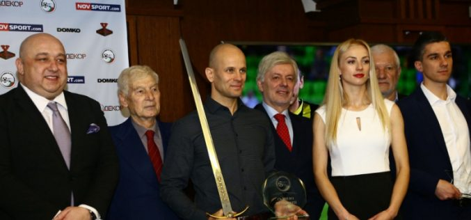 Николай Йорданов е съдия №1 на България (СНИМКИ)