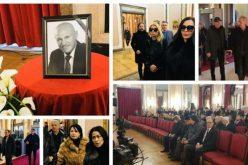 """Хиляди изпратиха Краля на балканската музика Шабан Шаулич! Пуснаха """"Не плачи, душо"""" (ВИДЕО)"""