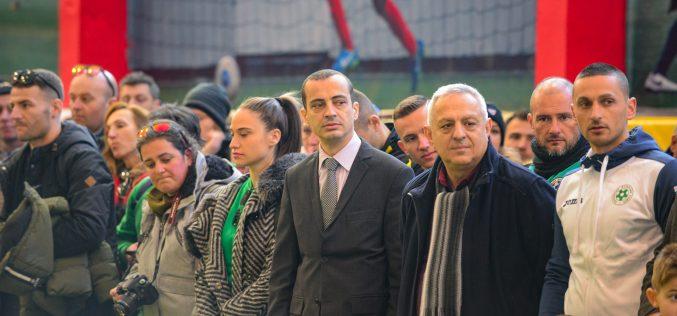 """Купа """"София"""" се превърна в детски футболен празник (СНИМКИ)"""
