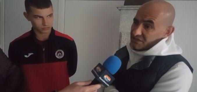 """Баща и син Николови пред камерата на """"Витоша нюз"""": За трансфера в Сампдория, мечтите и футбола (ВИДЕО)"""