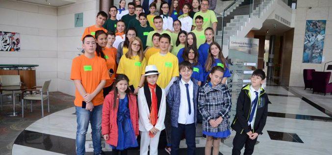 """Ученици от шест столични района участват във викторина """"Заедно за Европа"""""""