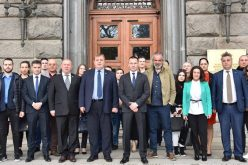 ВМРО обяви листата си за евровота (СПИСЪК)