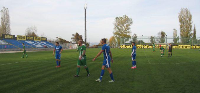 Три победи за гостите в Трета лига, Бонев от Доброславци пак се разписа