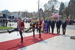 София празнува 140 години от обявяването си за столица