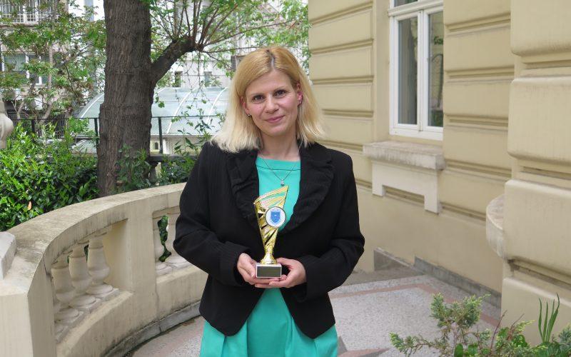 Надежда Димитрова от 90 ДГ: Учителската професия е най-хубавата на света