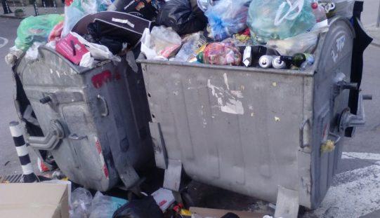 Центърът на София заплашен от екокатастрофа (СНИМКИ)