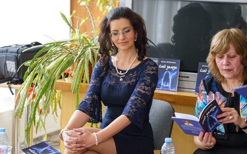 """Диана Йорданов представи любовна лирика в """"След залеза"""""""