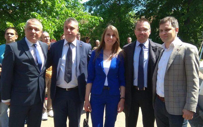 Мария Цветкова от евролистата на ВМРО: Ще защитаваме българските семейни ценности
