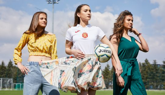 Вижте красивата страна на българския футбол (СНИМКИ)