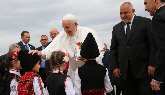 Ето и програмата на папата в България