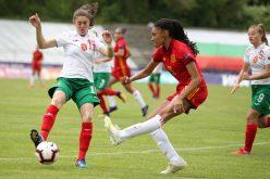 Девойките завършиха с три загуби ЕВРО 2019