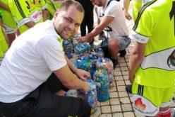 Футболен треньор от Елин Пелин с инициативи за пример