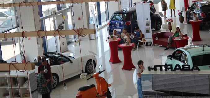 Лятото дойде с италиански привкус в шоурума на Fiat и Alfa Romeo(СНИМКИ)