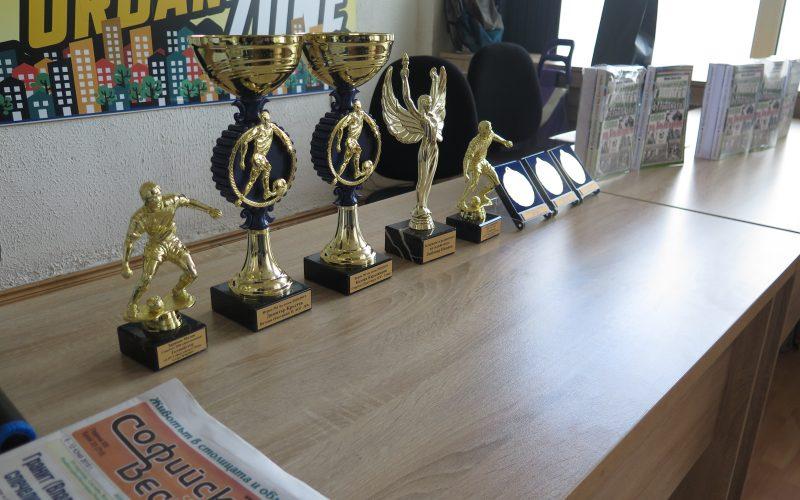 Вижте кои футболни герои спечелиха наградите за сезона! (СНИМКИ)