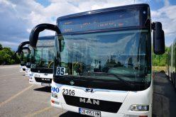 Линия 85 се обзаведе с автобуси на природен газ (СНИМКИ)