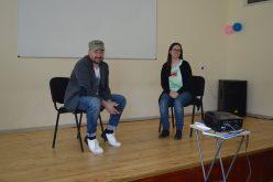 Стефан Вълдобрев зарадва учениците в 101 СУ