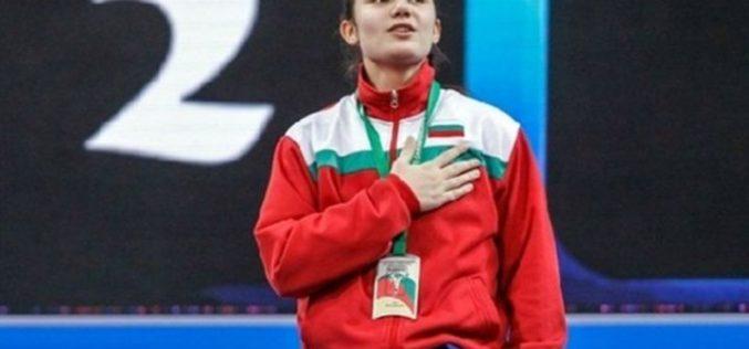 Трето злато за България на игрите в Минск