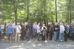 Изпратиха с аплодисменти великия Васил Методиев в последния му път (СНИМКИ)