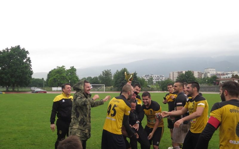Гранит (Владая) отново гони Трета лига
